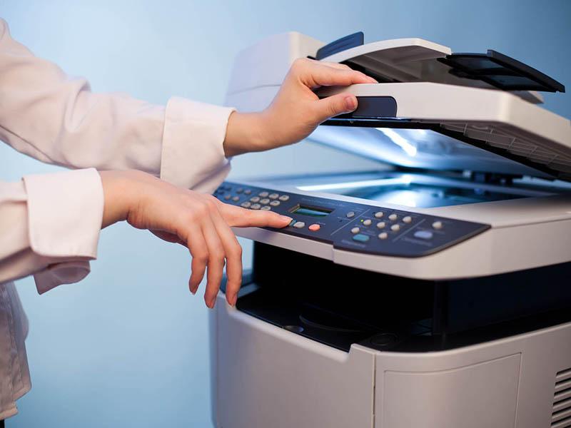 Сканирование, оцифровка документов